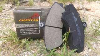 Proton Waja/Wira Mustop Ceramic Brake Pad