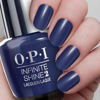 OPI Infinite Shine 指甲油 Get Ryd-of-thym Blues IS L16