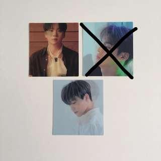 [wts] seventeen seungkwan mingyu dino lenticulars