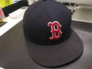 New Era 59Fifty On-field Boston Red Sox Cap 7 5/8 (60.6cm)