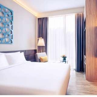 Mercure Singapore on Stevens Vday Weekend Staycation 16-17 Feb (Superior room)