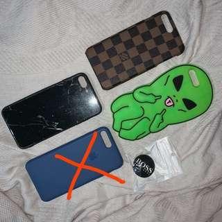 iPhone 7 Plus 8 Plus Cases Bundle