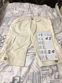 🚚 女童 五分短褲