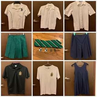 🚚 RI RJC RGS uniforms / attire