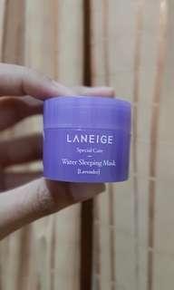 LANEIGE Water Sleeping Mask Lavender (sample)