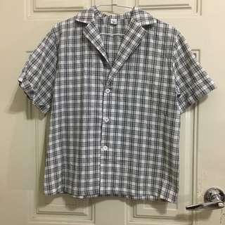 🚚 格紋襯衫