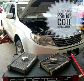 Subaru Forester Car Mat - 5 pcs, Car Accessories