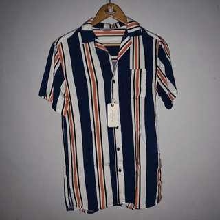 Brand New Cotton On Vintage Polo Button Down