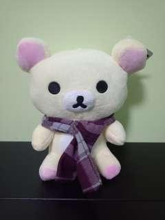 🆕Rilakkuma Characters - Kolirakkuma Plush Toy