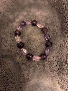 NEW 紫晶手鍊 手鍊 Bracelet