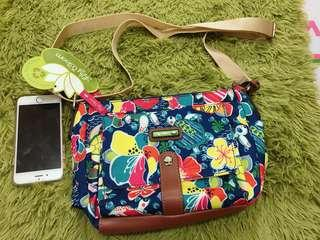 Authentic Lily Bloom Crossbody Bag