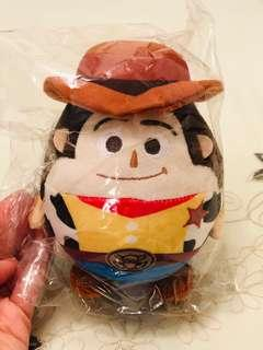 [Disney 正貨]Q版胡迪 Woody 公仔