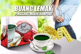 Kopi Hijau (Green Coffee) Jerat Magika