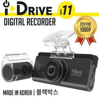 🚚 Idrive i11 2 Channel Full HD Car Dvr Camera