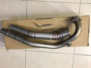 Manifold Y15 Stainless Steal.  32mm