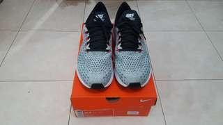 Nike Air Zoom Pegasus 35 Barely Grey/Hot Punch Running Shoe (size UK 9.5)