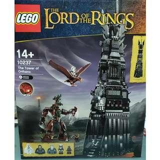 MISB 全新 Lego 10237 The Lord of the Rings 魔戒系列  The Tower of Orthanc (100%靚盒)