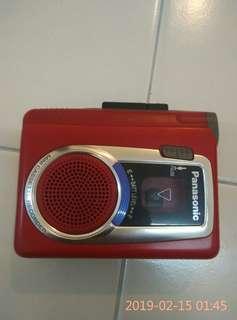 Panasonic Walkman