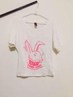 🚚 兔子個性上衣