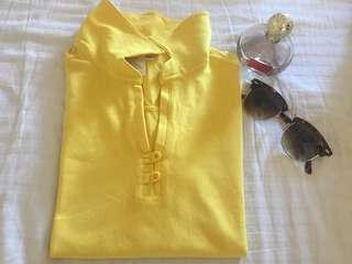Spanner Yellow Blouse