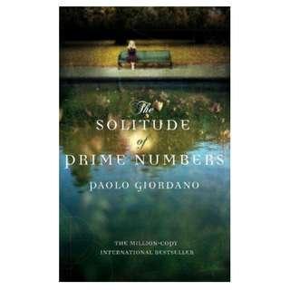 [外文書][電影原著][二手書][文學小說] The Solitude of Prime Numbers 質數的孤獨
