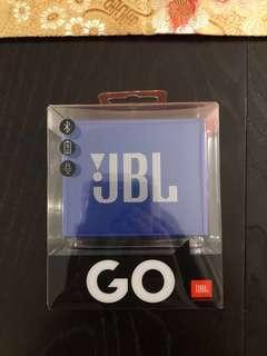 🚚 <FIXED PRICE> BN Authentic JBL GO Bluetooth Speaker
