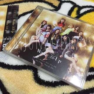 TWICE Wake Me Up Japanese Album without Photocard