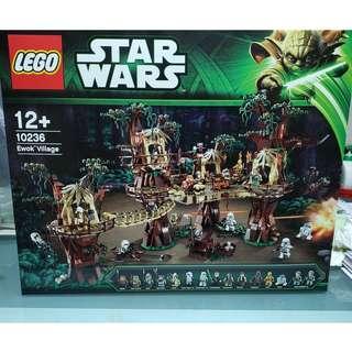 MISB Lego 10236 Star Wars 星戰系列 Ewok Village (100%靚盒)