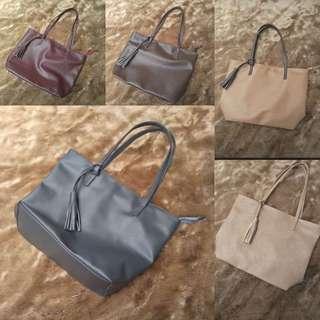Tote Bag Lonceng