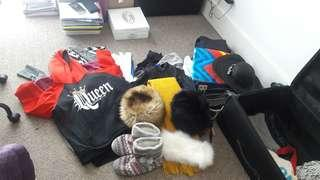 Moving sale*Free items*low prices
