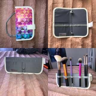 Real Techniques brush pouch/stand