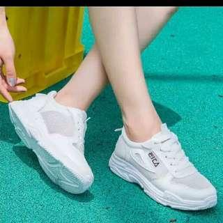 Sepatu fila,sneaker ankle
