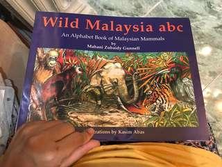 Wild Malaysian ABC #TRU50