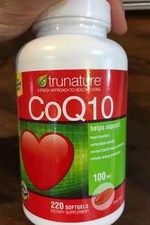 Trunature CoQ10 Supplement #TRU50