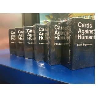 Cards Against Humanity Expansions