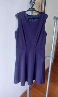 [Repriced] G2000 Purple Dress