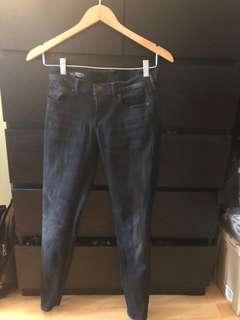 True Religion Low rise jeans