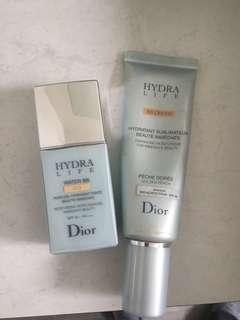 Dior Foundations