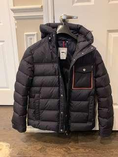Moncler navy jacket size 2 (small)