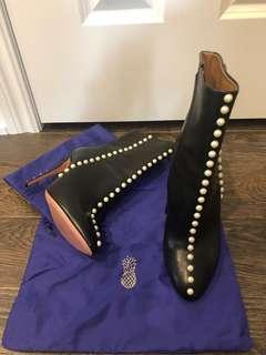 Aquazzara heels