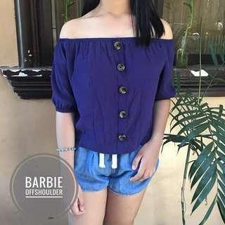 Barbie Off Shoulder