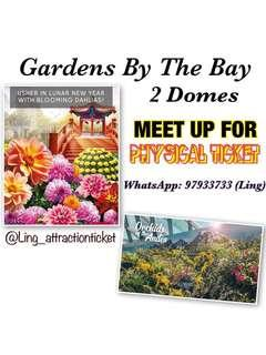 🚚 GARDEN BY THE BAY (2 DOMES)