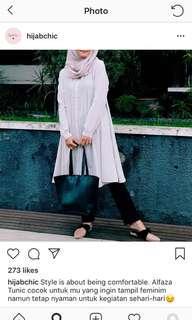 HijabChic Tunik Alfaza