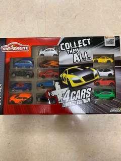 Majorette Diecast Cars 13 Total
