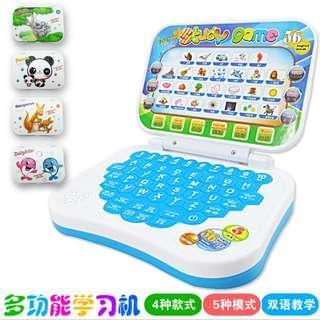 Mainan Anak Belajar Bahasa Inggris & Mandarin Toys MultiColor