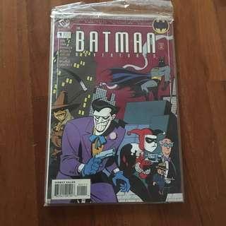 🚚 The Batman adventures comic annual 1 vintage