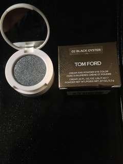 Tom Ford Cream and Powder  for Eyes #02 Black Oyster