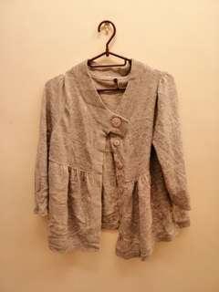 GRAB Grey Sweater