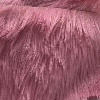 Faux Fur Accents
