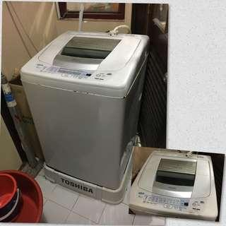 Toshiba 10kg Washing Machine Automatically